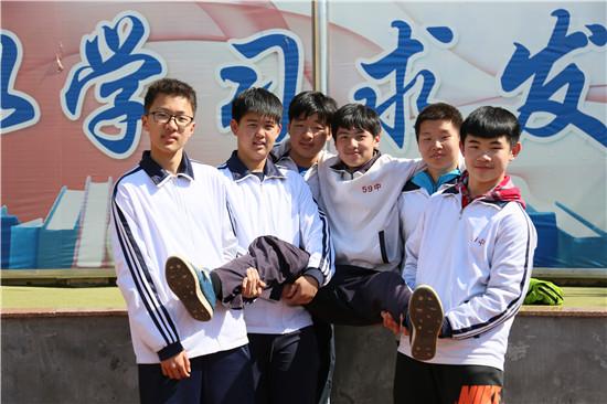 让每一位学生都有自己奋斗的阶梯——祝贺青岛第五十九中学自招成绩