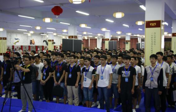 青岛恒星科技学院举办青岛大学生智能汽车竞赛